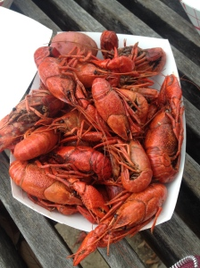 Crawfish, New Orleans
